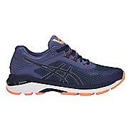 Womens ASICS GT-2000 6 Running Shoe - Indigo Blue 6