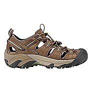 Womens Keen Arroyo II Hiking Shoe - Chocolate Chip/Green 7