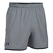 "Mens Under Armour Qualifier 5"" Woven Unlined Shorts"