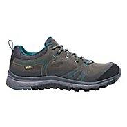 Womens Keen Terradora Leather WP Hiking Shoe - Mushroom/Magnet 8.5