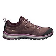Womens Keen Terradora Leather Waterproof Hiking Shoe