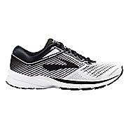 Mens Brooks Launch 5 Running Shoe - White/Black 11.5