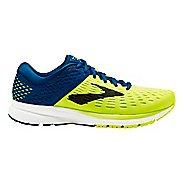 Mens Brooks Ravenna 9 Running Shoe - Blue/Black 8