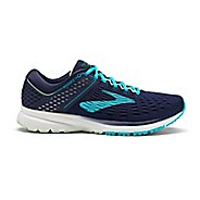 Womens Brooks Ravenna 9 Running Shoe - Navy/Blue 7