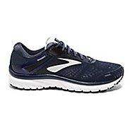 Mens Brooks Adrenaline GTS 18 Running Shoe - Navy/Grey/Black 8.5