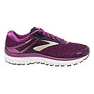 Womens Brooks Adrenaline GTS 18 Running Shoe - Purple/Black 5