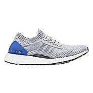 Womens adidas Ultra Boost X Running Shoe - Grey/Blue 10