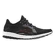 Womens adidas PureBoost X Element Running Shoe - Black 8