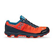 Mens On Cloudventure Trail Running Shoe - Flame/Shadow 7