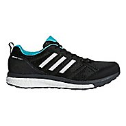 Mens adidas adizero Tempo 9 Running Shoe - Black/Aqua 10.5
