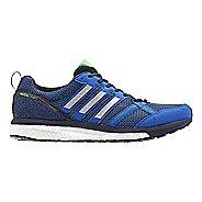 Mens adidas adizero Tempo 9 Running Shoe - Blue/Silver 10.5