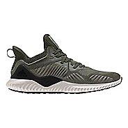 Mens adidas alphabounce beyond Running Shoe - Cargo/Black/Beige 9