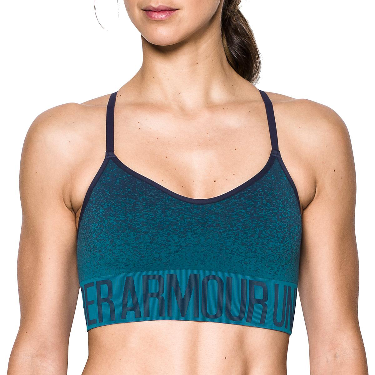 eaeac6596e Womens Under Armour Seamless Ombre Novelty Sports Bras at Road Runner Sports