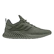 Mens adidas alphabounce city run Running Shoe - Base Green 9