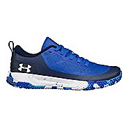 Kids Under Armour X Level MainShock Running Shoe - Blue 5.5Y