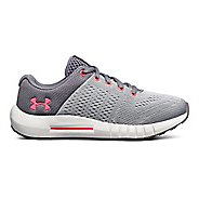 Kids Under Armour Pursuit Running Shoe - Grey 11C