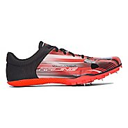 Mens Under Armour Kick Sprint Track and Field Shoe - Neon/Black 13