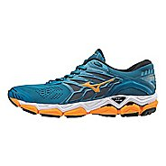 Mens Mizuno Wave Horizon 2 Running Shoe - Blue Sapphire 10.5