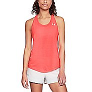 Womens Under Armour Threadborne Swyft Racer Sleeveless & Tank Technical Tops