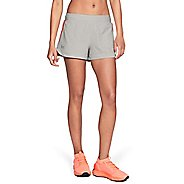 Womens Under Armour Speedpocket 2-in-1 Shorts
