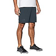 Mens Under Armour Cage Unlined Shorts - Stealth Grey L