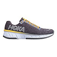 Mens Hoka One One Cavu Running Shoe - Alloy/Nine Iron 11.5