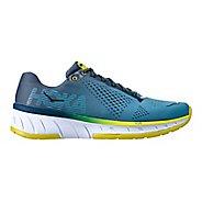 Mens Hoka One One Cavu Running Shoe - Blue/Indigo 12.5