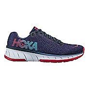 Womens Hoka One One Cavu Running Shoe - Blue Ribbon/Marlin 10.5