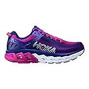 Womens Hoka One One Arahi 2 Running Shoe - Liberty/Fuchsia 6.5