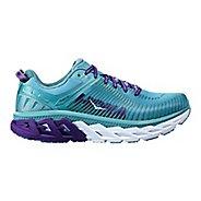 Womens Hoka One One Arahi 2 Running Shoe - Aquifer/Sea Angel 10