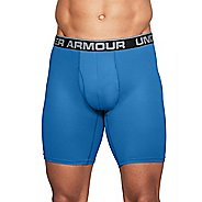 "Mens Under Armour ISO Chill 9"" Boxerjock 2 pack Boxer Brief Underwear Bottoms"