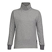 Womens Under Armour Sweater Fleece Funnel Neck Long Sleeve Technical Tops