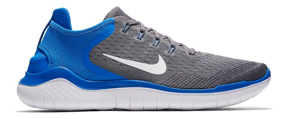 8d80e7ae000 Mens Nike Free RN 2018 Running Shoe at Road Runner Sports