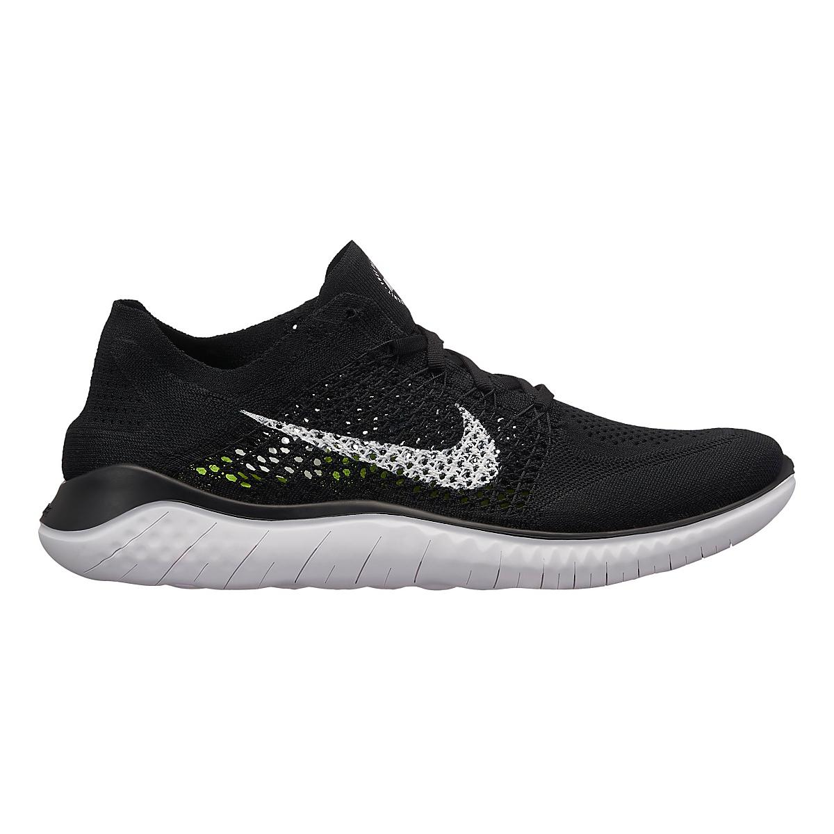 19b546db7d1 Nike Free RN Flyknit 2018 Running Shoes from Road Runner Sports