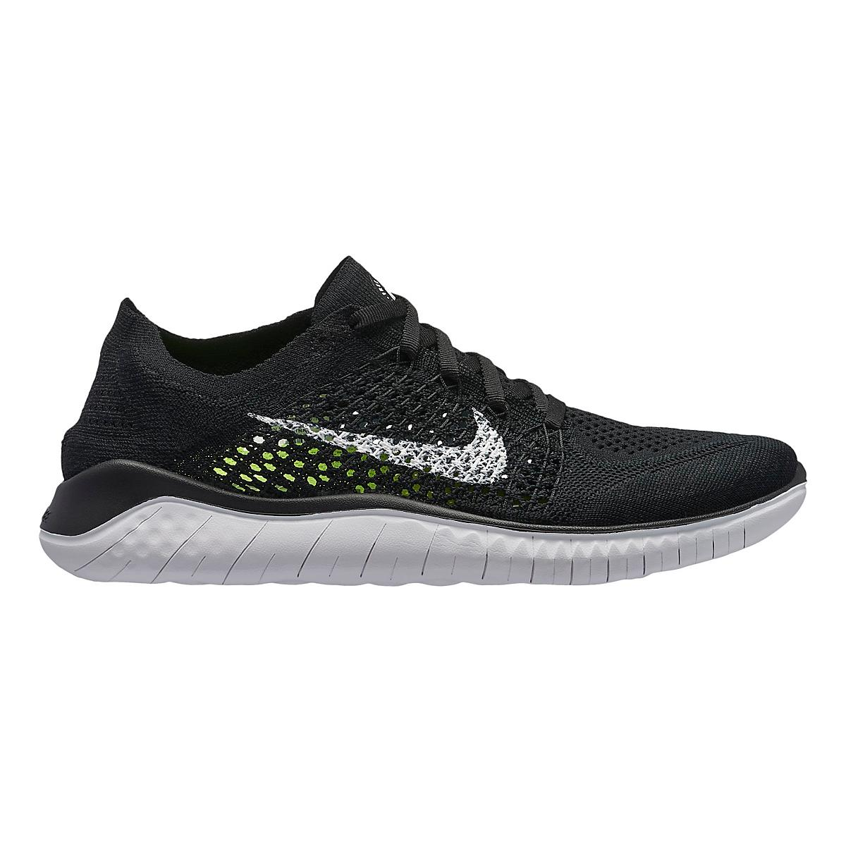 hot sale online ae694 95423 Womens Nike Free RN Flyknit 2018 Running Shoe at Road Runner Sports