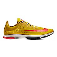Nike Zoom Streak LT 4 Racing Shoe - Yellow/Crimson 6.5