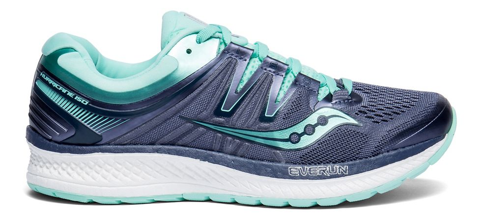 a1af7e838f1 Womens Saucony Hurricane ISO 4 Running Shoe at Road Runner Sports