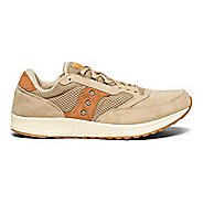 Mens Saucony Freedom Runner Casual Shoe - Tan 11.5
