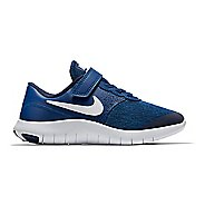 Kids Nike Flex Contact Running Shoe - Blue 12C