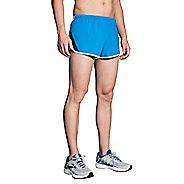 "Mens Brooks Go To 2"" Split Lined Shorts"