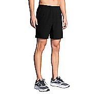 "Mens Brooks Fremont 7"" Linerless Unlined Shorts"