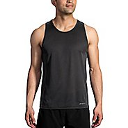 Mens Brooks Ghost Sleeveless & Tank Technical Tops