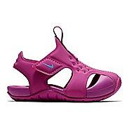 Kids Nike Sunray Protect 2 Sandals Shoe - Hyper Magenta 5C