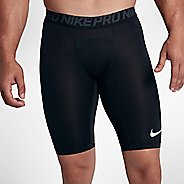 Mens Nike Pro Short Compression & Fitted Shorts - Black M
