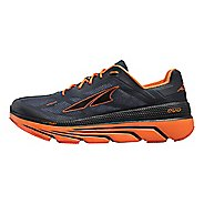 Mens Altra Duo Running Shoe - Orange 12.5