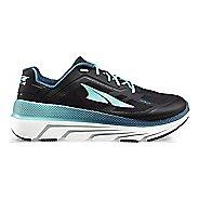 Womens Altra Duo Running Shoe - Black/Blue 10