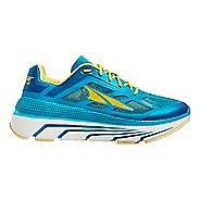 Womens Altra Duo Running Shoe - Blue 7.5