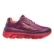 Womens Altra Duo Running Shoe - Orange 9