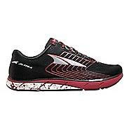 Mens Altra Instinct 4.5 Running Shoe - Black/Red 9