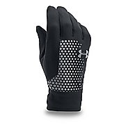 Mens Under Armour Threadborne Run Glove Handwear